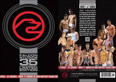 Description Falcon Studios – 35th Anniversary Limited Edition Disc 4(2007)