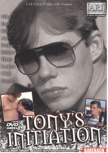 Tony's Initiation Bareback — Shawn McWilliams (1983)