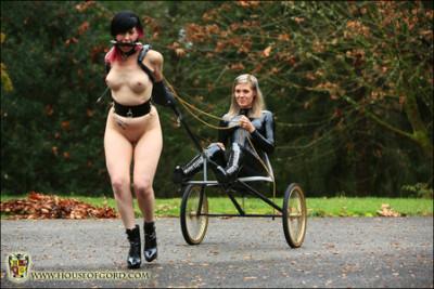 Houseofgord - Mistress Quinns new Pony Girl -Part I HD 2015