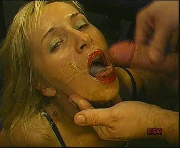 Sperma in Arsch Fotze & Mund