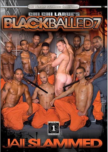 Black Balled Vol. 7 Jail Slammed - Cameron Adams, Ace Rockwood, Damien Holt