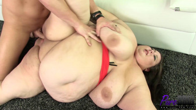 Brand new bbw Lola Lovebug wants to get fucked action.