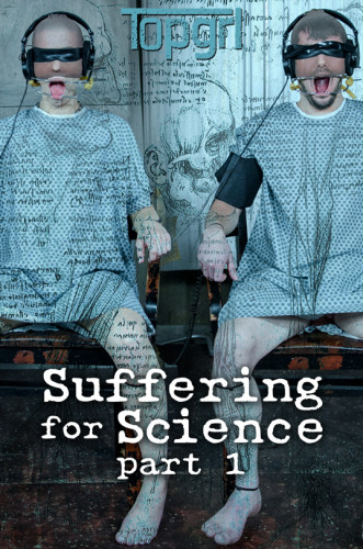 Description STGrl - lave Fluffy, Abigail Dupree, London River - Suffering for Science Part 1