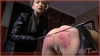 Mistress T - Corporal Punishment For Pervert