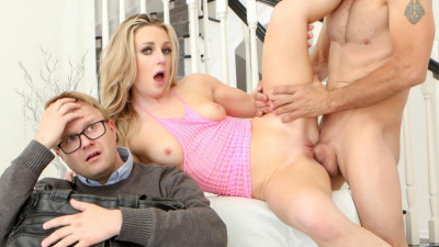 Kate Kennedy - Worthless Husband Watches Me Fuck The DJ (2019)