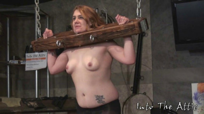 Amateurs Slave In Hard Bondage part 3