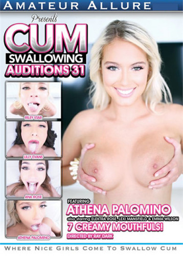 Cum Swallowing Auditions vol 31 (2018)