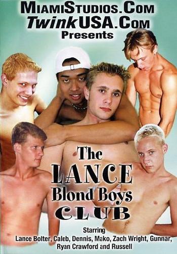 Description The Lance Blond Boys Club