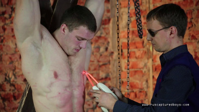 Slave Factory — Bodybuilder Ilya — Part II