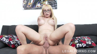Natasha Teen assfucked by Chris Diamond