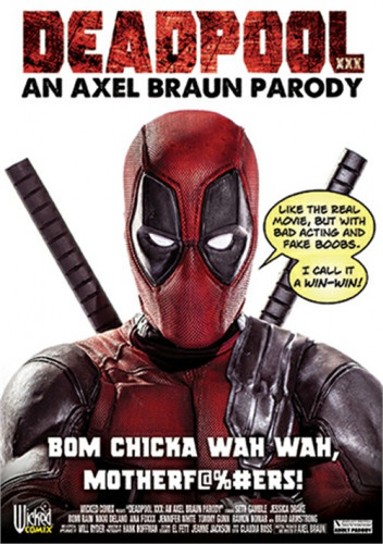 Description Deadpool
