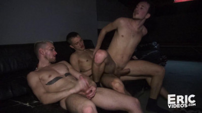 Meeting at the glory hole