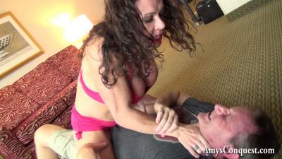 Amys Conquest - Musclebunny - Secret Sessions (video, muscle, secret, husband)