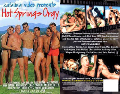 Catalina Video – Hot Springs Orgy (1995)