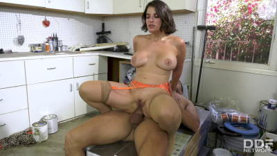 Antonella La Sirena - Handyman Makes Sure All Of Pipes Are Thoroughly Reamed Out