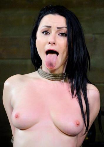 Ideal BDSM satisfaction for Veruca James