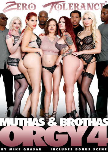 Description Muthas and Brothas Orgy vol 4(2017)