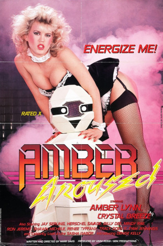 Description Amber Aroused(1985)- Amber Lynn, Crystal Breeze, Sasha Gabor
