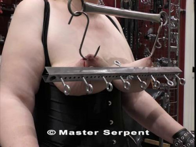Torture Galaxy video of Model - Private play v13