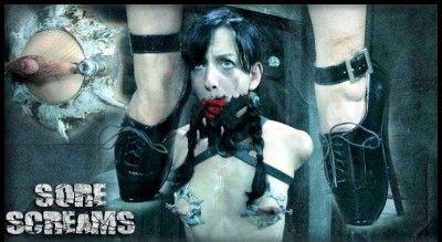Sore Screams (Elise Graves)