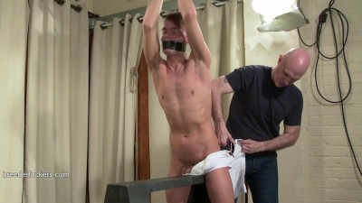 James –  Electro shocks to his dick and balls