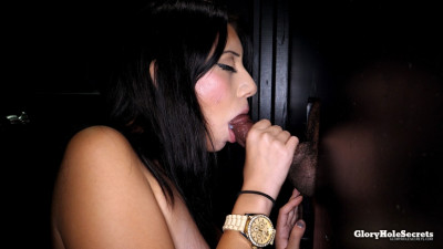 Trixie - First Gloryhole Video (2017)