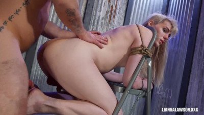 Lianna Lawson Drilled By Sgt. Miles