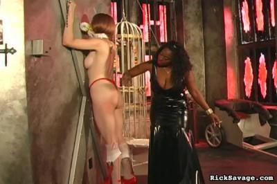 Mistress Ruby Diciplines Slave Pt 71