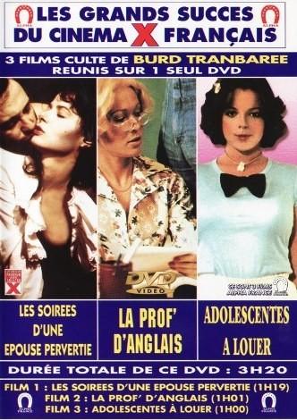 AFrance - Les Soirees Dune Epouse Pervertie (1980) (Blue One)