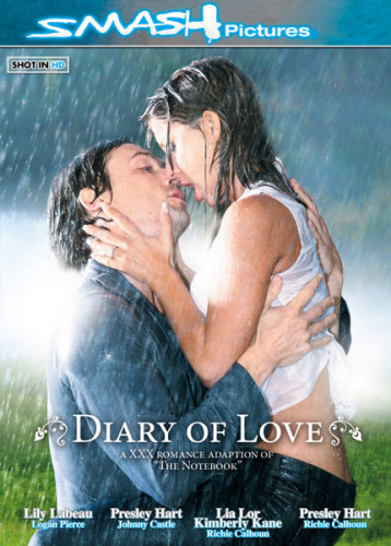 Diary of Love A XXX Romance Adaption of The Notebook (2014)