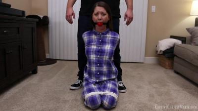 Trussed Up Peril In Pajamas