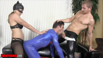 Catwomans Super Slut - slave, video, femdom, watch