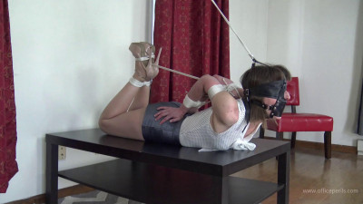 AJ Marion - Languishing In A Tight Hogtie