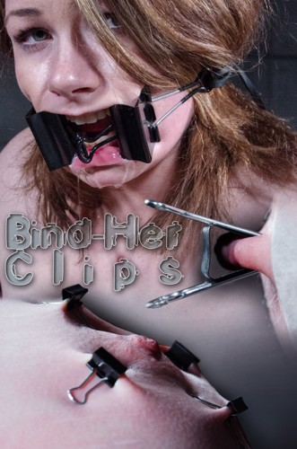 Infernalrestraints – Oct 09, 2015 – Bind-her Clips – Harley Ace