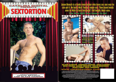 Sextortion (1999) — Andrew Lennox, Blake Harper, Dave Casino