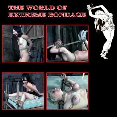 The world of extreme bondage 105