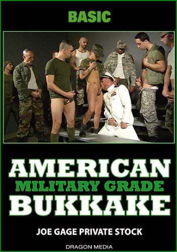 Description Dragon Media - American Bukkake Military Grade