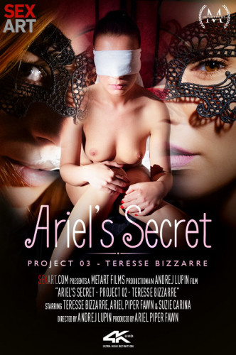 Ariel Piper, Fawn Suzie Carina, Teresse Bizzarre - Project 3 Teresse Bizzarre