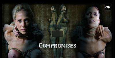 Infernalrestraints - Oct 18, 2013 - Compromises Part 3 - Cherie DeVille - Lavender Rayne
