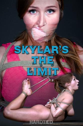 Description Skylar Snow - Skylar's The Limit