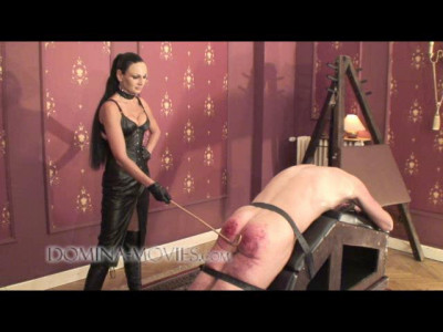 Pain Tests On A Stronger Sex - Mistress Madame Catarina