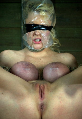 Sexy Blond Bombshell Courtney Taylor Endure A Gauntlet Of Rough Deep Throating