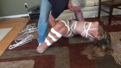 Sasha Tight Hogtie Custom pt2