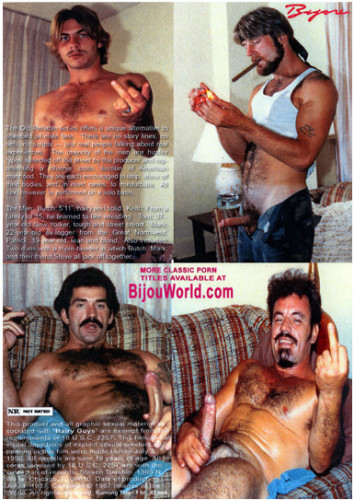 Old Reliable Vol. 32 Hairy Guys (1987) – Butch, Keith, Mark