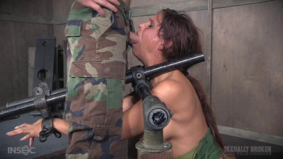 SexuallyBroken – November 14, 2016 – Syren De Mer – Matt Williams – Sergeant Miles