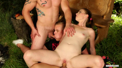 Grilling Up A Hearty Serving Of Bisex!.