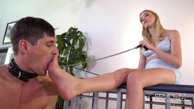 Chastity Foot Pet