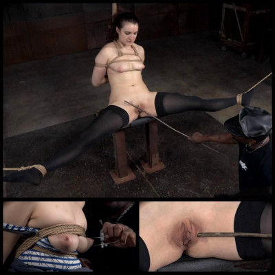 Lost In Rope (6 May 2015) Hardtied