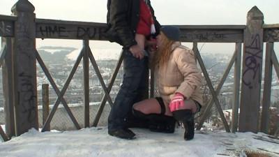 Czech Public Sex 3 of 2