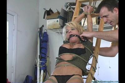 Description Mandy K Shown Restraint - Extreme, Bondage, Caning
